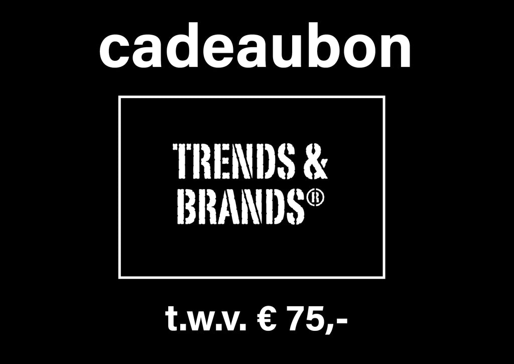 Gift Card online 3 - Your Trends&Brands