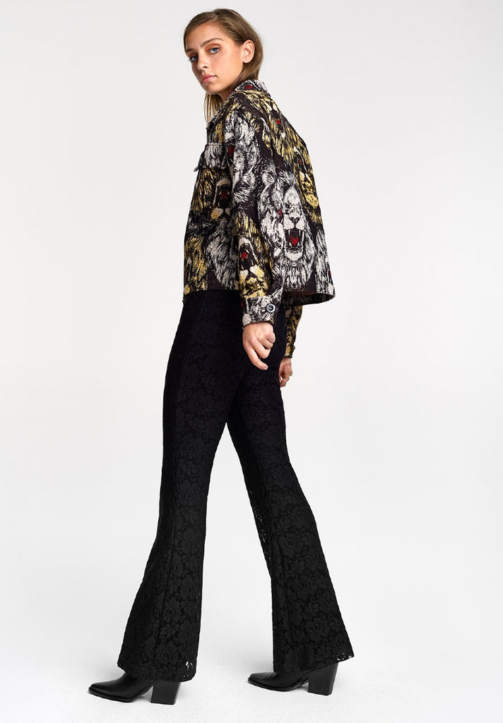 ALIX THE LABEL LACE PANTS - Your Trends&Brands