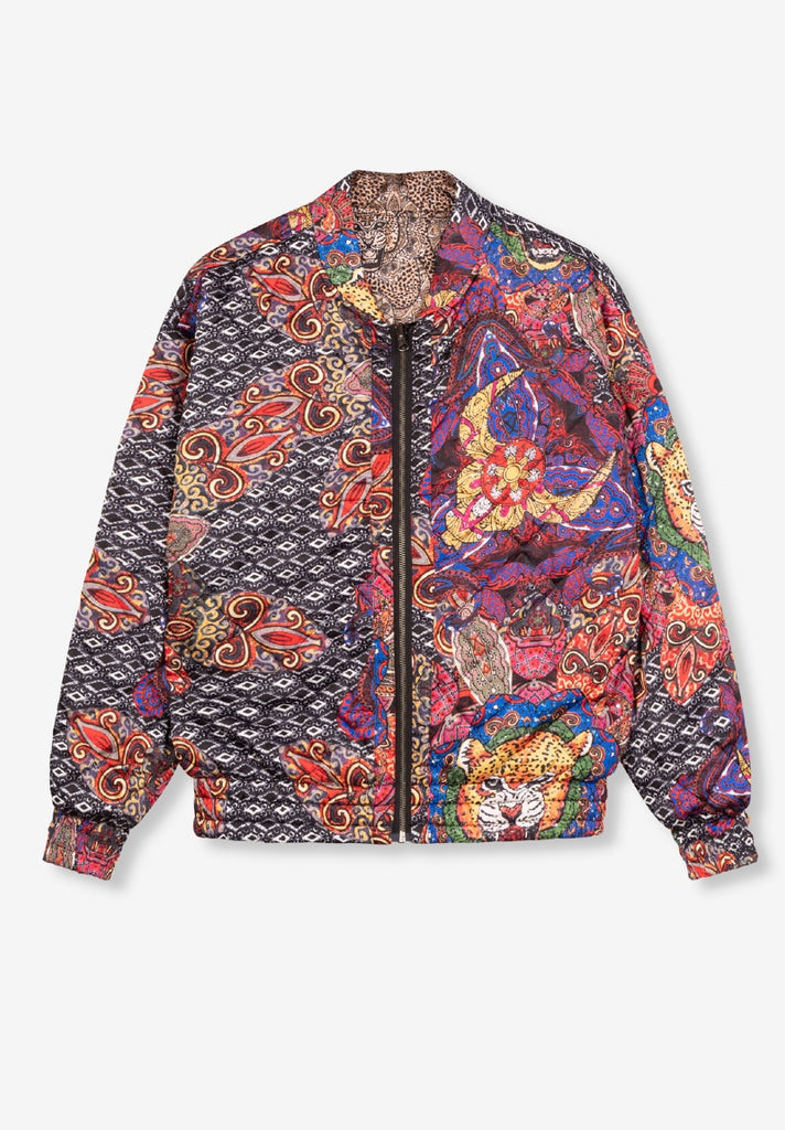 ALIX THE LABEL REVERSIBLE JACKET - Your Trends&Brands