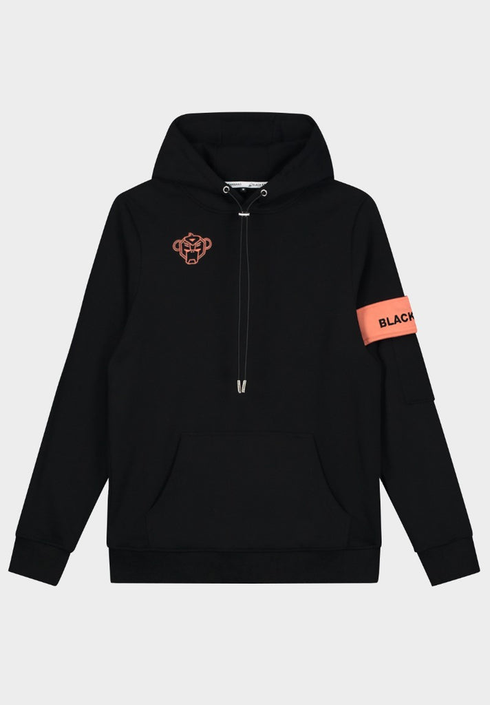 BLACK BANANAS COMMAND HOODY - Your Trends&Brands
