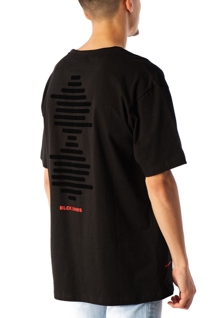 BLACK BANANAS SOUNDWAVE TEE - Your Trends&Brands
