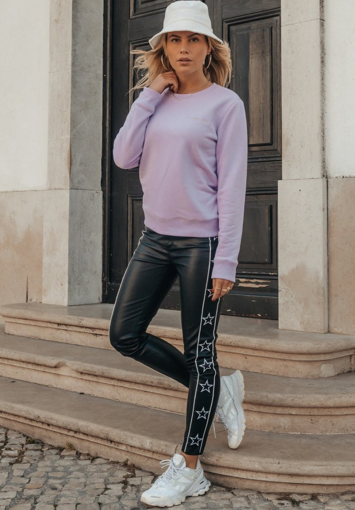 COLOURFUL REBEL CHLOE FAUX LEATHER PANTS - Your Trends&Brands