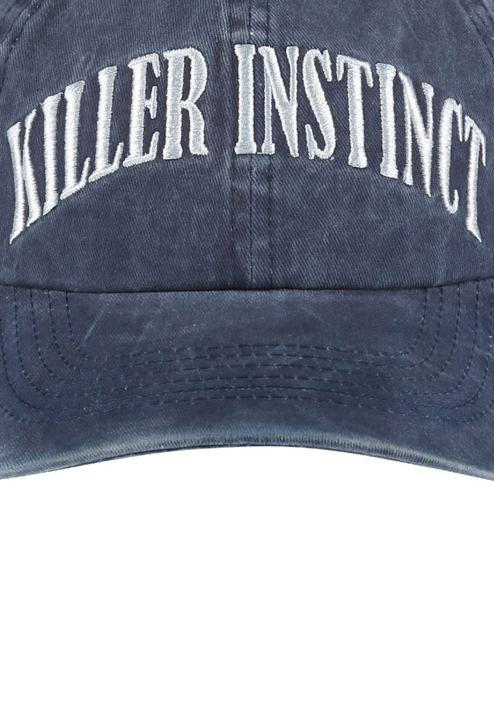IN GOLD WE TRUST KILLER INSTINCT CAP DENIM - Your Trends&Brands