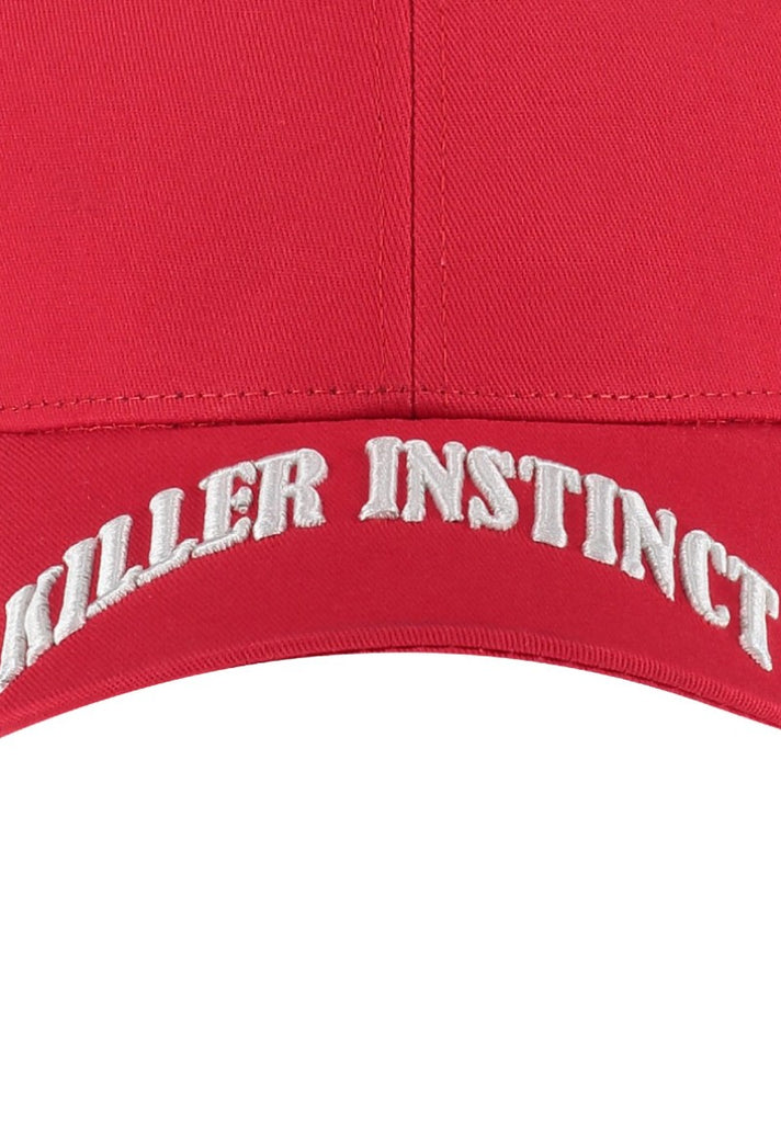 IN GOLD WE TRUST KILLER INSTINCT CAP RED - Your Trends&Brands