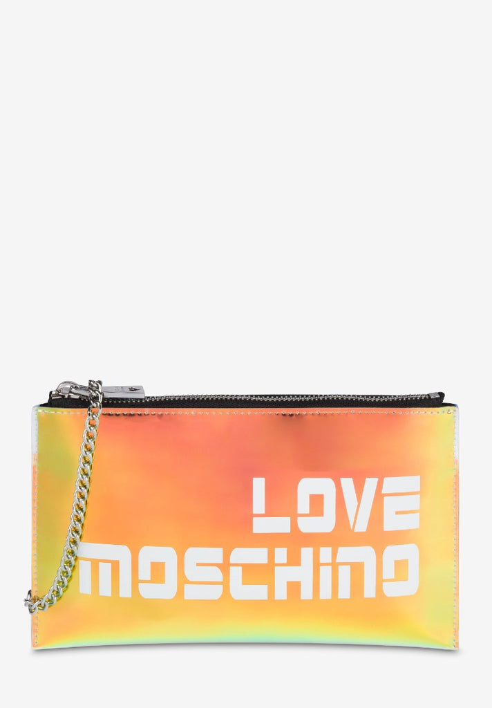 LOVE MOSCHINO SHINY CROSSBODY BAG - Your Trends&Brands
