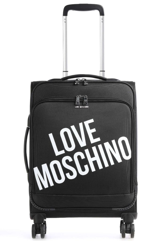 LOVE MOSCHINO TROLLEY  BLACK - Your Trends&Brands