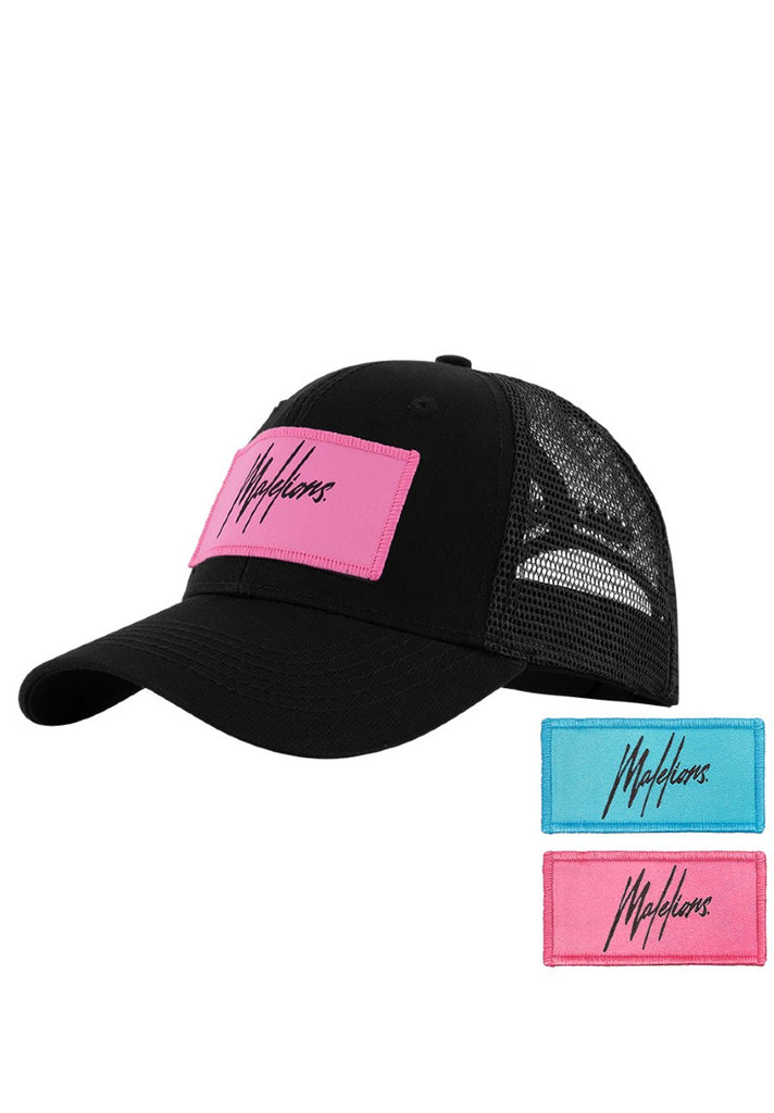 MALELIONS MALELIONS VELCRO PATCH CAP - Your Trends&Brands