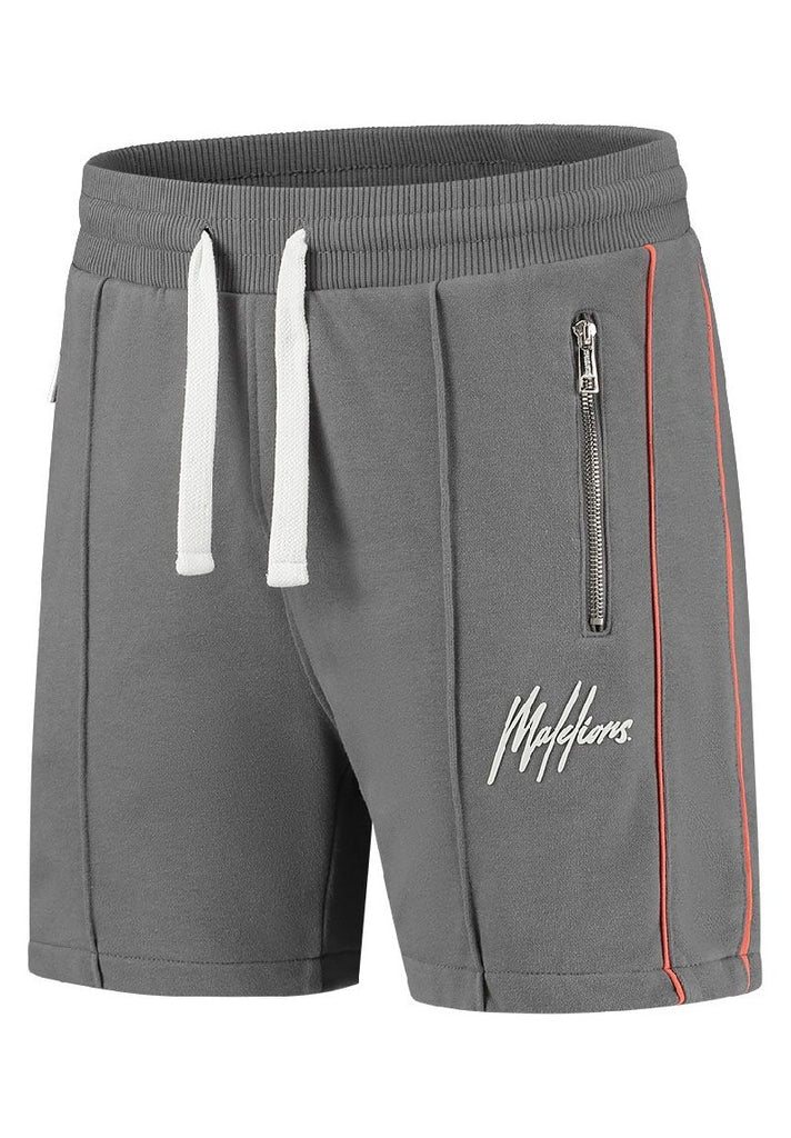 MALELIONS THIES SHORT 2.0 SALMON WHITE - Your Trends&Brands