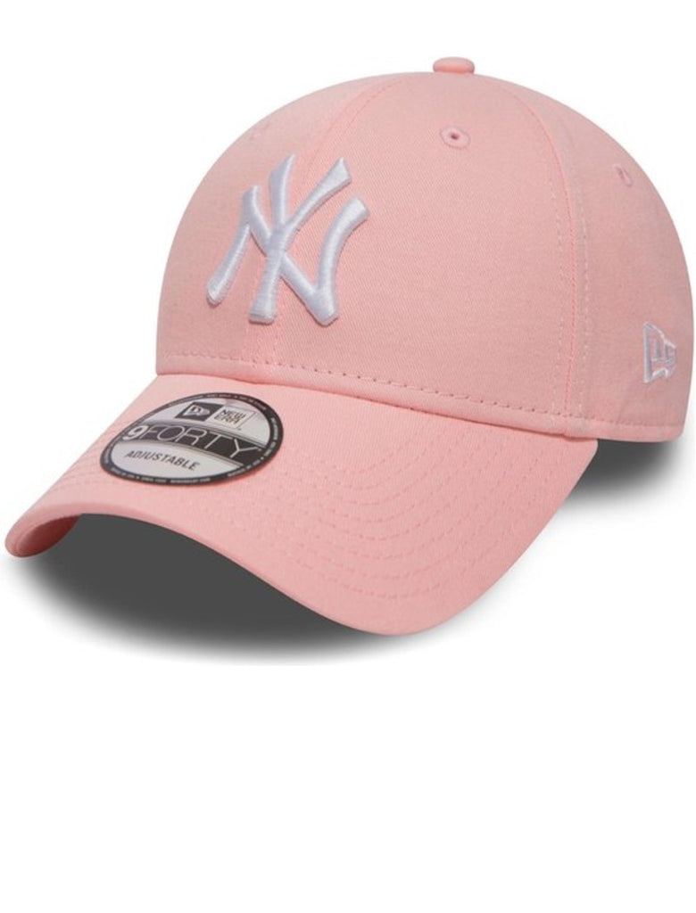 NEW ERA CAP NEW ERA BASIC PINK/WHITE - Your Trends&Brands