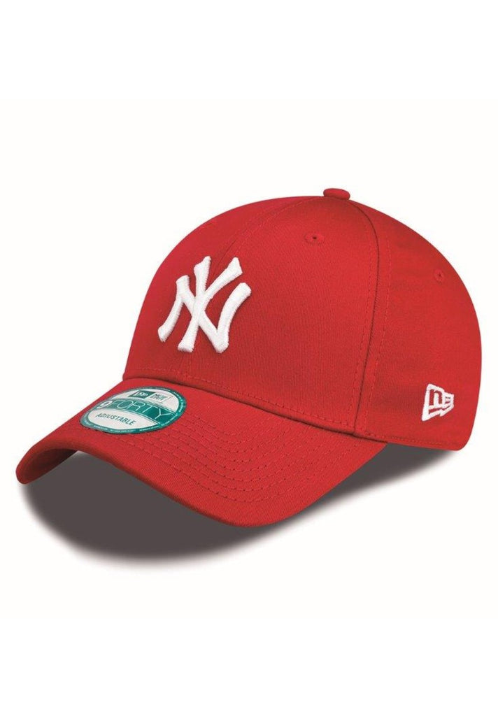 NEW ERA CAP NEW ERA BASIC RED - Your Trends&Brands