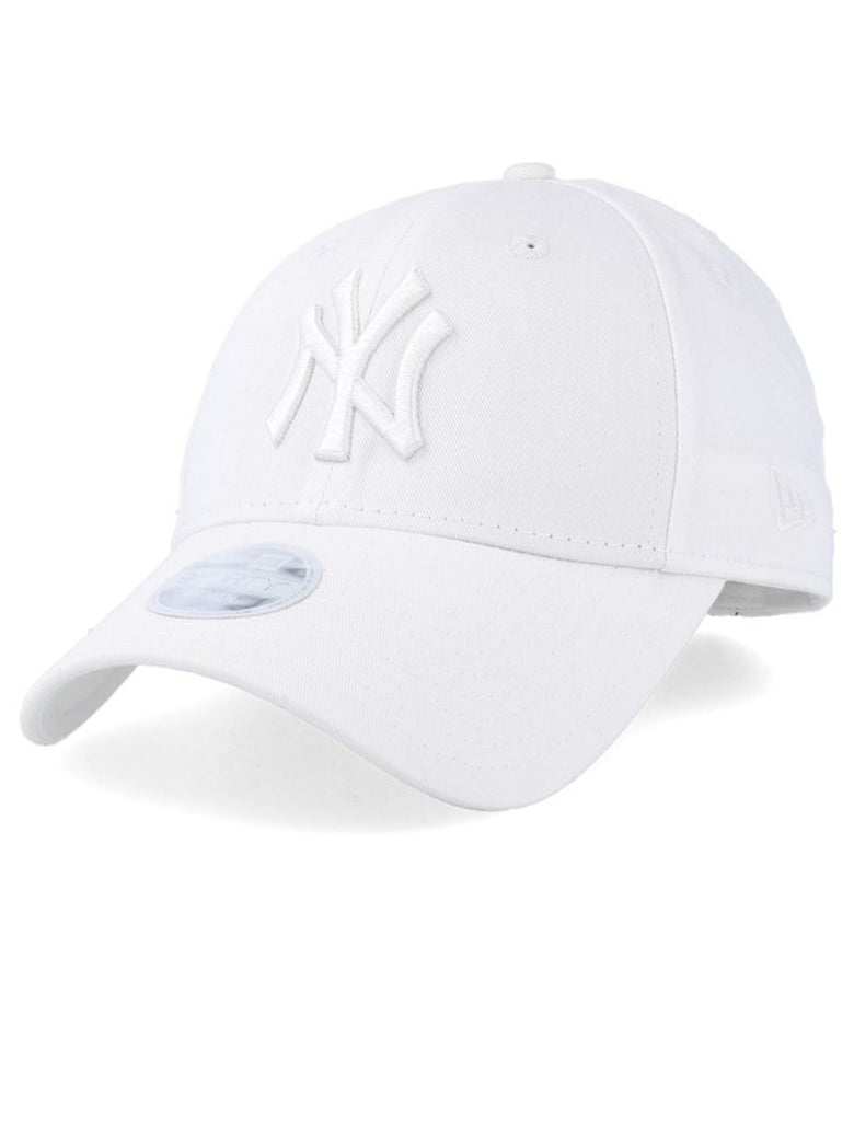 NEW ERA CAP NEW ERA BASIC WHITE/WHITE - Your Trends&Brands