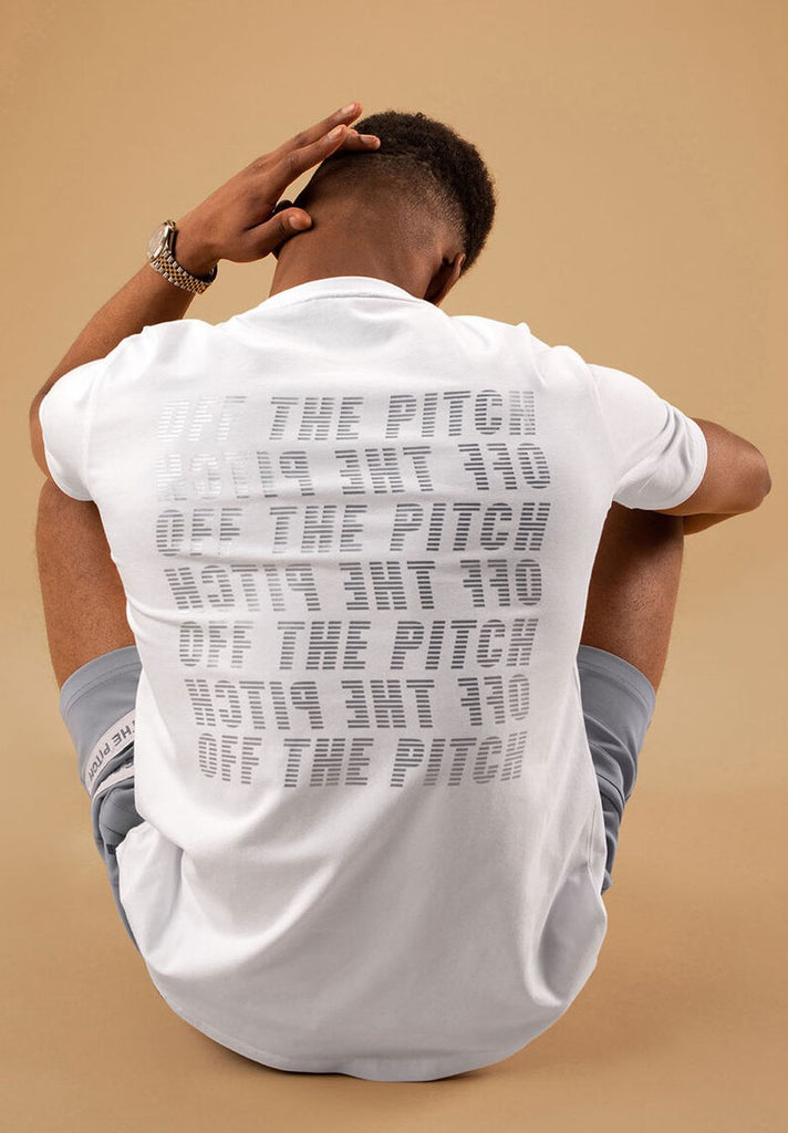OFF THE PITCH THE GALAXY SLIMFIT TEE - Your Trends&Brands
