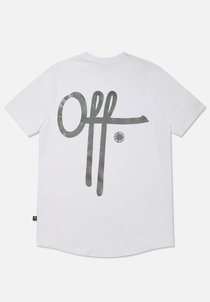 OFF THE PITCH THE HOMEWORLD TEE WHITE - Your Trends&Brands