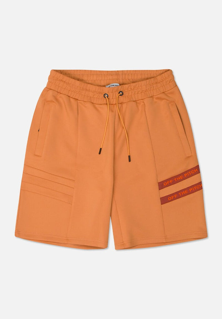 OFF THE PITCH THE MERCURY SHORT ORANGE - Your Trends&Brands