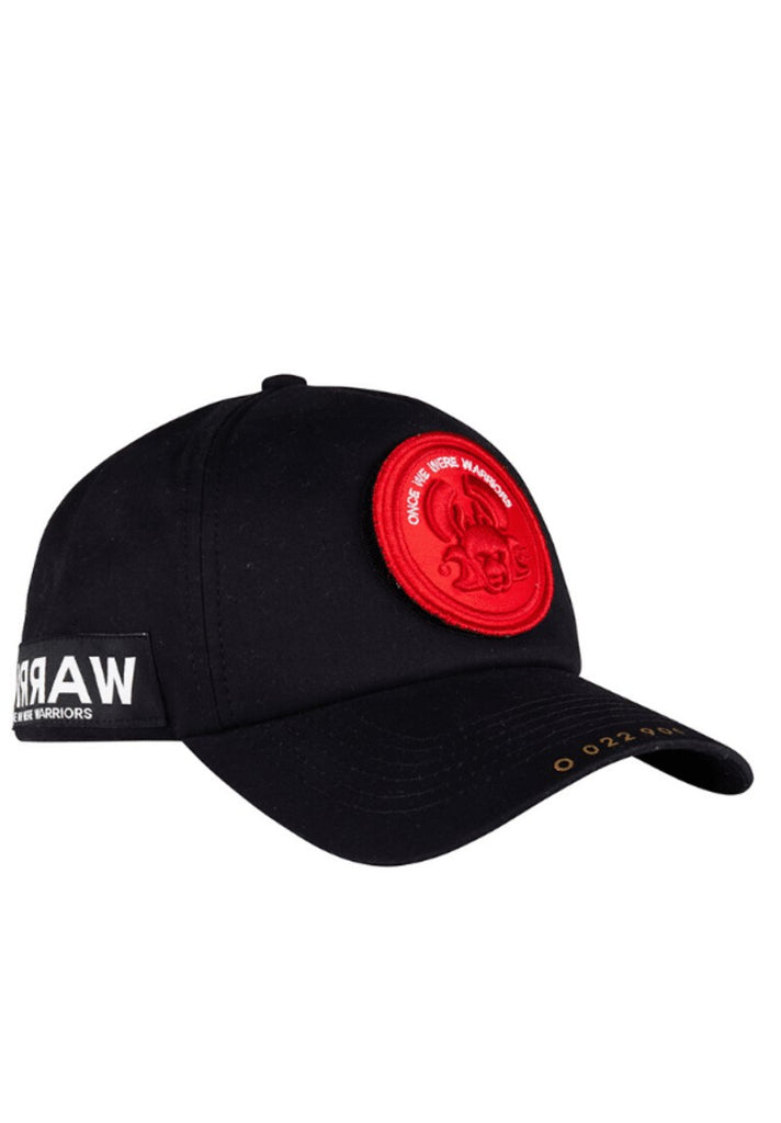 ONCE WE WERE WARRIORS O CAP 5 BLACK - Your Trends&Brands