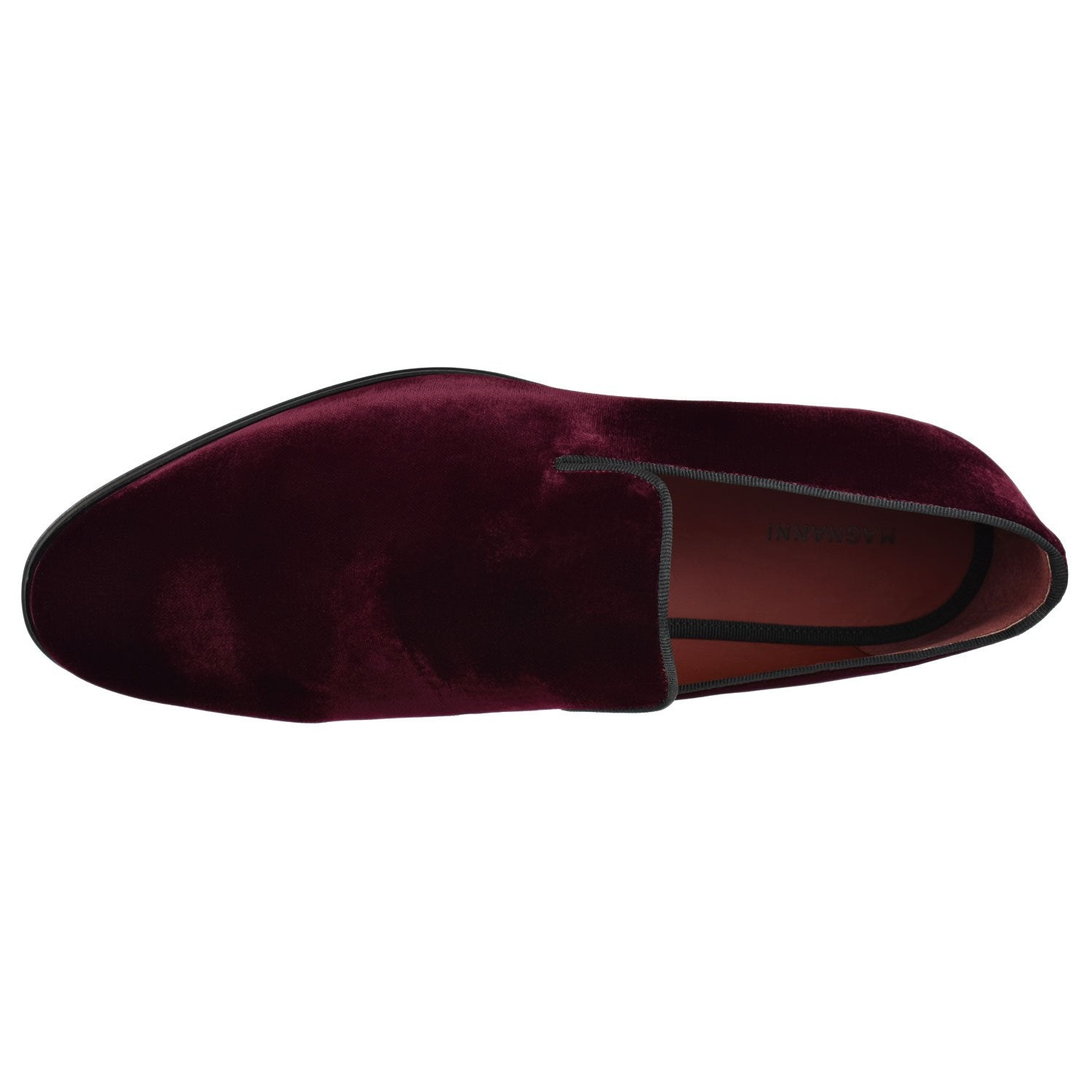 Men's Dorio Formal Velvet Loafer - Oak Hall