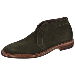 Men's Suede Chukka Boot - Oak Hall