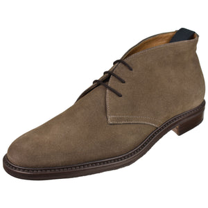 Men's Suede Chukka