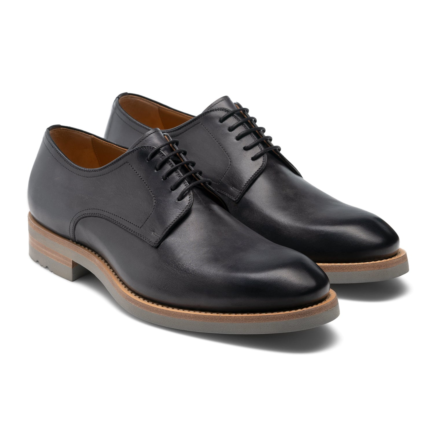 Bolsena II Plain Toe Blucher