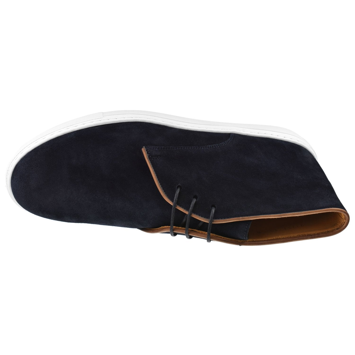 Men's Zach Suede Chukka Sneaker - Oak Hall