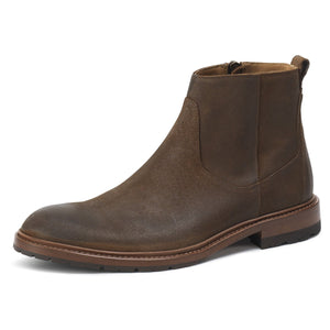 Men's Larkin Side Zip Boot - Oak Hall