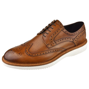 Rogan Wingtip Oxford - Oak Hall