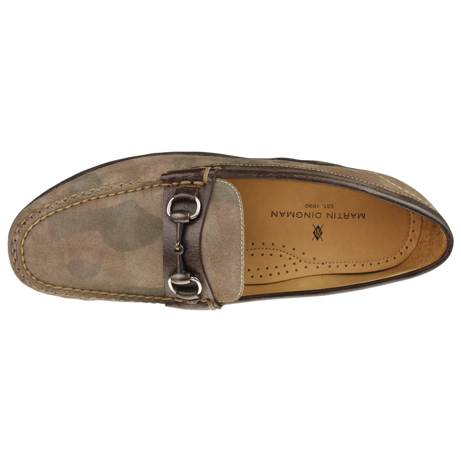 Bill Camo Horesbit Loafer