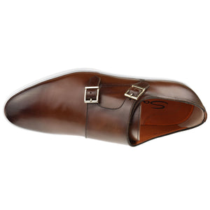 Men's Fremont Double Monk Sneaker - Oak Hall