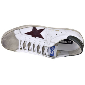 Men's GGDB Superstar Sienna Star Sneaker