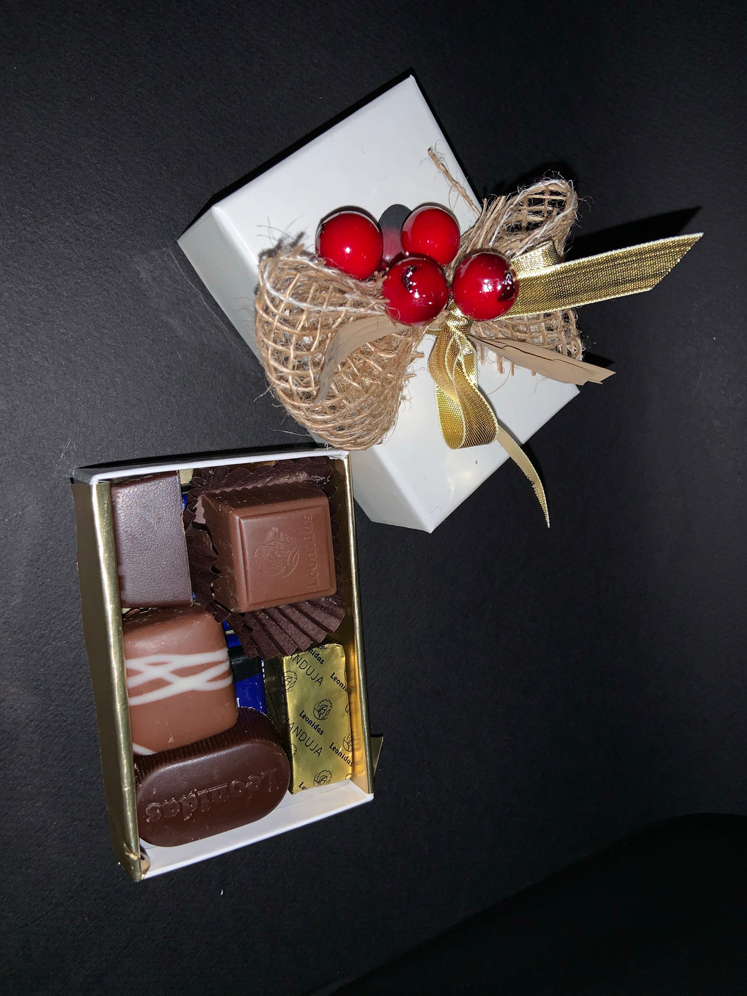 Mini coffret assortiment 85g