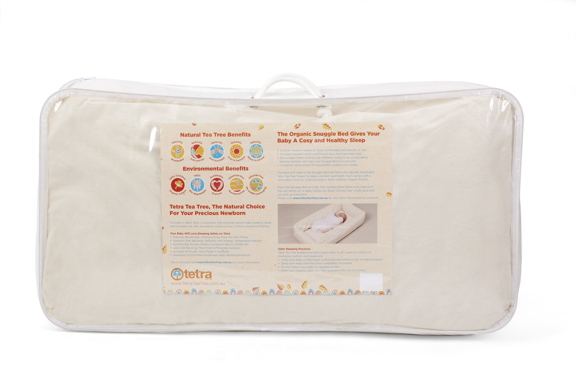 Baby bed for parents bed -  Snuggle Bed Snuggle Bed
