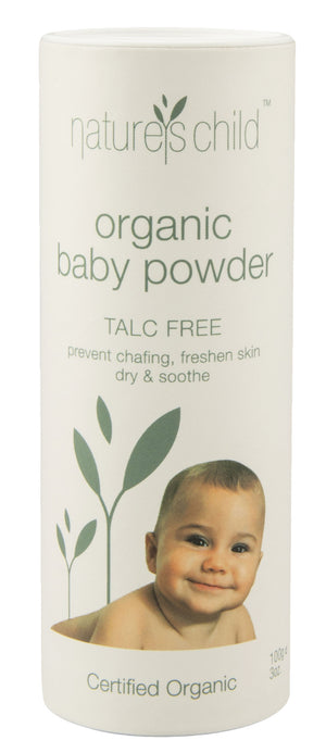 Organic Baby Powder By Nature's Child
