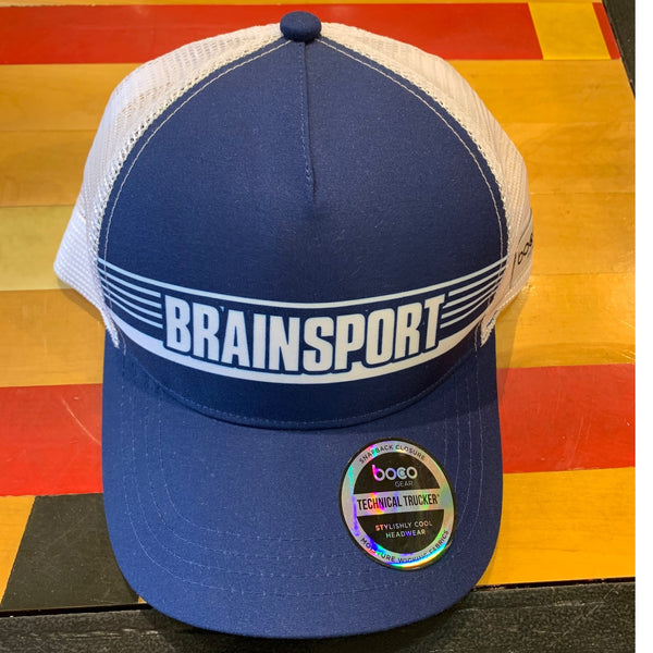 Brainsport Stripes Trucker Hat