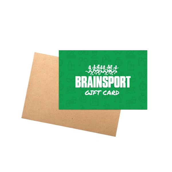 Brainsport Gift Cards