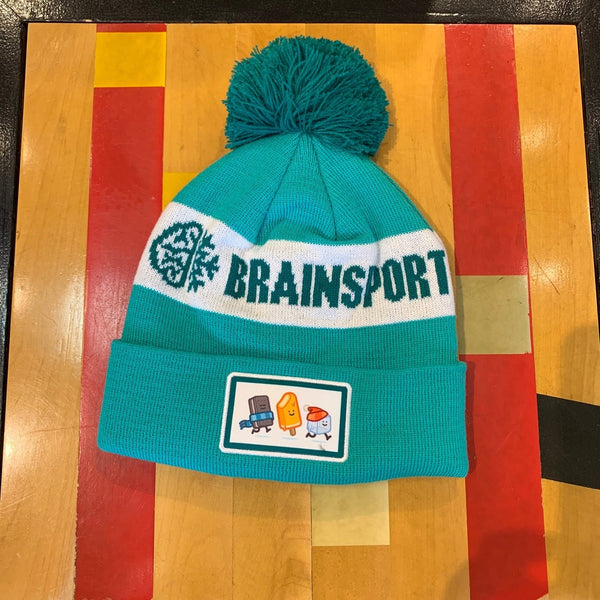Brainsport Pom Pom Toque