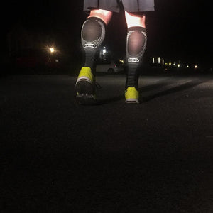 Reflective Compression Sock