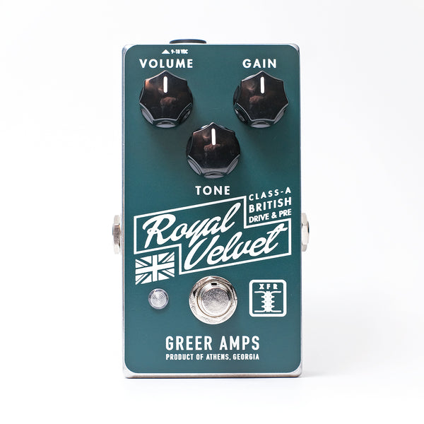 Greer Amps - Royal Velvet