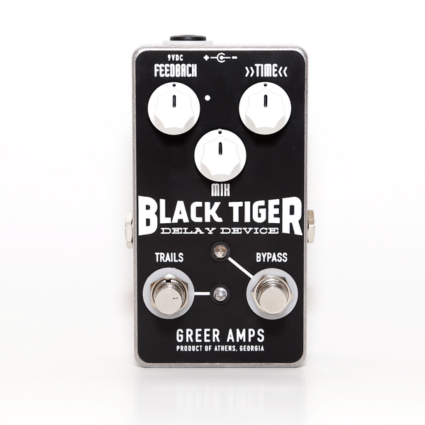 Greer Amps - Black Tiger