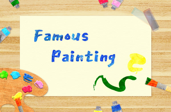 Famous Painting Series banner