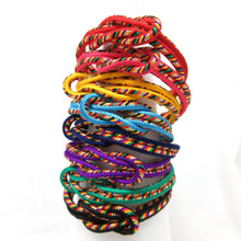 Load image into Gallery viewer, 8colors Japanese Kumihimo Braided Bracelet