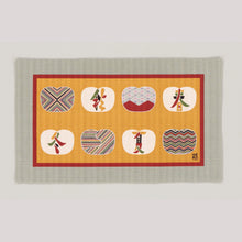 Load image into Gallery viewer, Cotton Table center cloth Table mat Placemat - Keisuke Serizawa 3 patterns