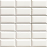 Bumpy White 100x200 (Clearance)