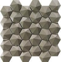 3D Hex Grey 340x326 (Clearance)
