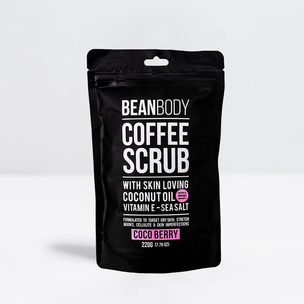 Coco Berry Coffee Scrub