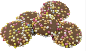 Milk Chocolate Mini  Jazzies