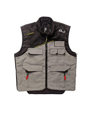 OJ - Gilet multitasche ADAPT - Gilet, Moto Scooter - OnTheRoad.shop