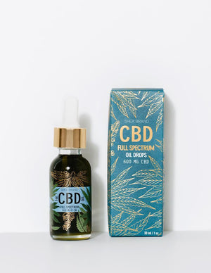 Load image into Gallery viewer, CBD Full Spectrum Oil Drops
