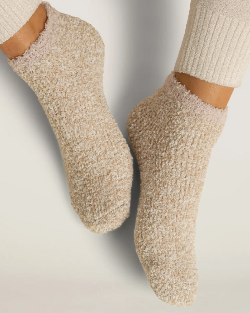 CozyChic 2 Pair Tennis Sock Set