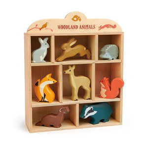 Load image into Gallery viewer, Woodland Animal Toys