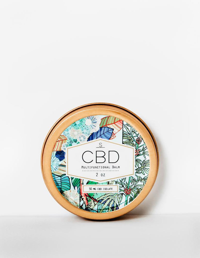 CBD Multifunctional Balm